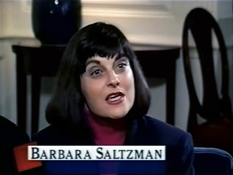 Barbara on GMA