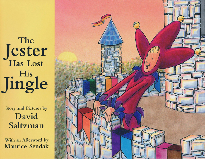 The Jester Book Cover