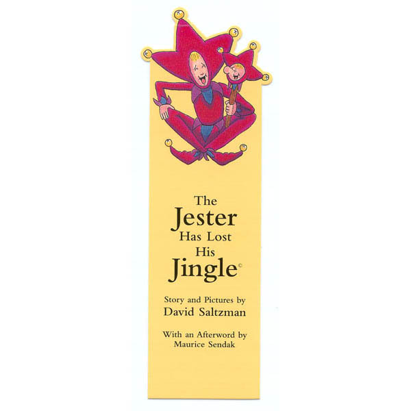jester pharley bookmark