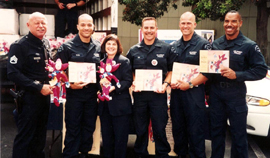 L.A.P.D SWAT with Barb