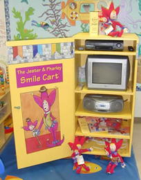 Smile Cart Open