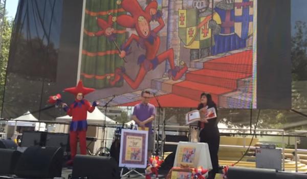 Festival of Books April 2015