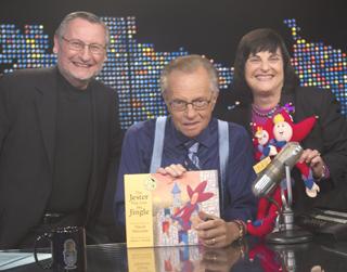 Larry King Live: Barbara and Joe Saltzman