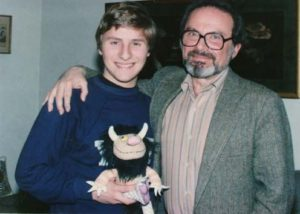 David & Maurice Sendak