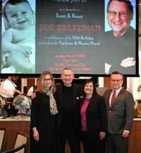 Joe's 80th Birthday Event